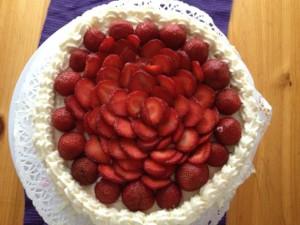 Valmis kakku