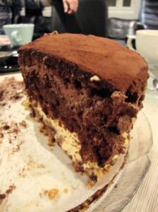 Boston Chocolate Cake
