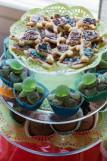 kilpikonnakeksit ja muffinit
