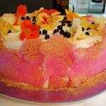 Sugar sheet -kakku