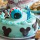 Mikki/ silmä kakku