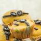 mansikka minions muffinssit