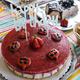 hyytävähalloween kakku