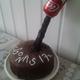Coca-cola suklaa kakku