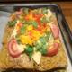 Lämmin voileipäkakku