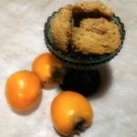 Pikkuleipiä persimonista