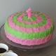 Tytön ja pojan kakku