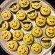 Emoji-muffinssit