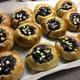 Sitruunaiset Mustikkapullat