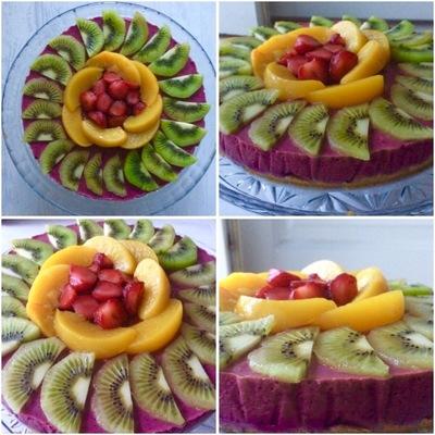 Smoothie Kakku