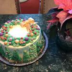 Joulukranssikakku