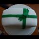 Lahjapaketti -kakku