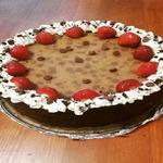 Cookie Dough Cheesecake herkkujen herkku nam