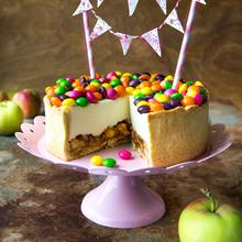 Apple pie -kakku