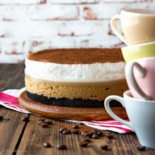 Cappuccino-kakku
