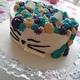 Kissa-unicorn kakku