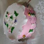 Äitienpäivään kakku