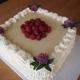 Kakku rippijuhliin