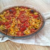 Sunny tomato pie
