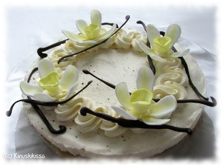 vanilja raparperikakku1