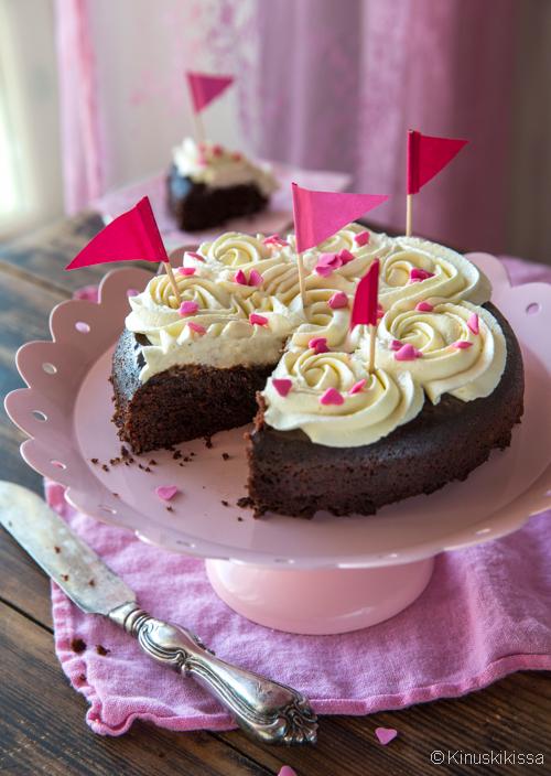 5-minuutin-suklaakakku