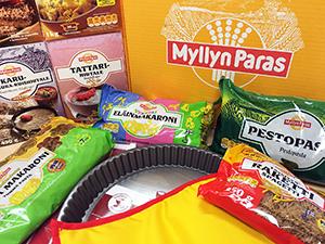 Myllyn Paras -tuotepaketti