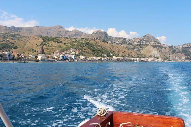Naxos lahti pieni