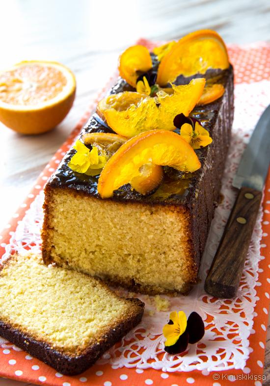 appelsiinikakku