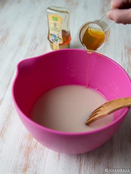 hunajalimppu-vaihe