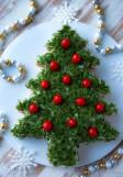 joulukuusi voileipakakku