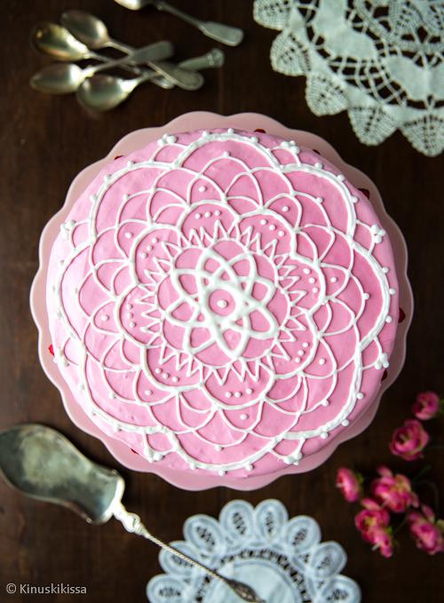 kakku ystavalle