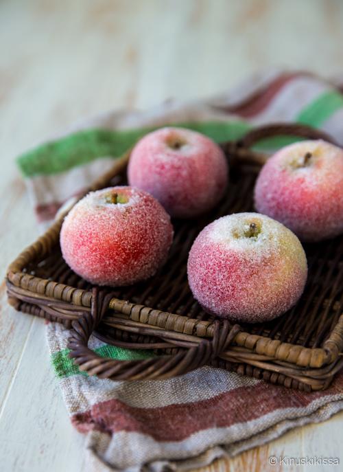kandeeratut omenat