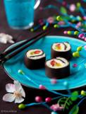 makea sushi
