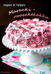 marenki suklaakakku
