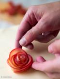 omenaruusut vaihe 8