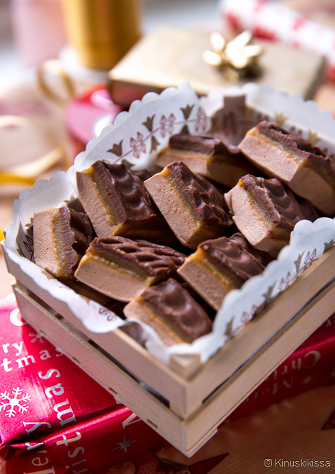 suklaanougat konvehdit